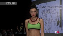 VIKA SMOLYANITSKAYA Mercedes-Benz Fashion Week Russia Spring 2016 by Fashion Channel