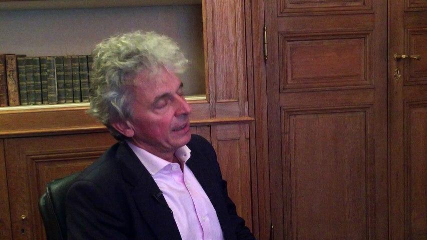 Auplata: Interview de Jean-Francois Fourt (11:2015)