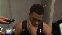 Kyle Lowry Postgame Interview | Raptors vs Warriors | November 17, 2015 | NBA 2015-16 Season