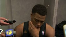Kyle Lowry Postgame Interview   Raptors vs Warriors   November 17, 2015   NBA 2015-16 Season