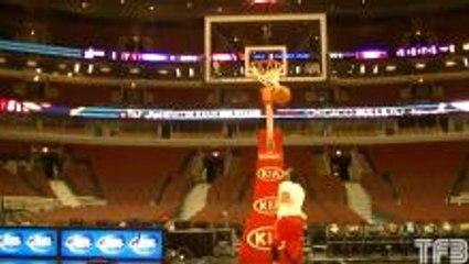 "5'9"" James Justice - 2012 Dunk Champion"