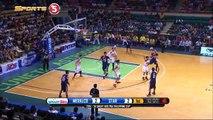 Meralco vs. Star [1st Quarter]Philippine Cup November 21,2015