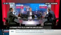 Brunet & Neumann: La France peut-elle compter sur les Etat-Unis dans la lutte contre Daesh ? - 24/11