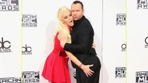 AMAs 2015: Jenny McCarthy GRABS Donnie Wahlberg's BUTT At AMAs 2015