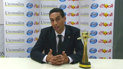 Faiçal Faquihi, Grand Prix de la Presse 2015