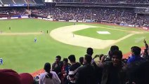 Sachin was bowling..Crowd was cheering but I was possessed by Ganguly.!! _P -