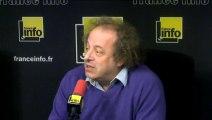 """Frédéric Krivine : """"On raconte des histoires dans la grande histoire"""""""