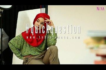Dewi Sandra #quickquestion