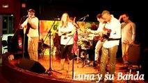 """Son de la Loma - Soirée Salsa avec """"Luna y su Banda"""" à l'Avara L'Haÿ-les-roses 20/11/2015"""