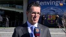 Josep Vives recomana assistir amb antelació al Camp Nou