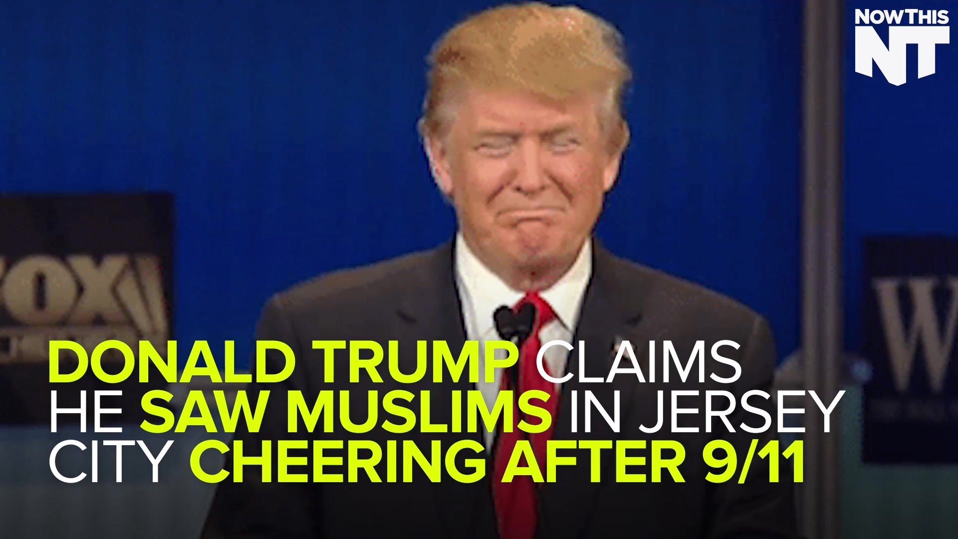 Trump and Carson Claim Muslims Cheered The 9/11 Attacks On TV