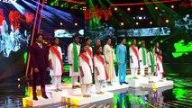 Indian Idol Anthem sung by the Indian Idol Junior team