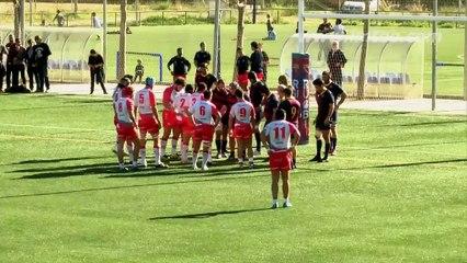 Rugby FC Barcelona vs. Ordizia