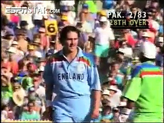 March 25, 1992 – Pakistan Wins Cricket World Cup