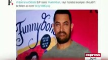 Case Filed against Bollywood Actor Aamir Khan - Due to raising voice against Hindu Extremism in India