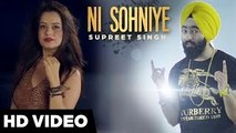 Ni Sohniye - Supreet Singh Ft. Mirzah 1080p- New Punjabi Song 2015 - Nagi Productions