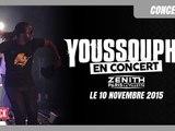 Concert Youssoupha - Zénith de Paris [Skyrock]