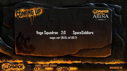 99Damage Arena: Vega vs SpaceSoldiers @18cet (REPLAY) (2015-11-24 20:11:41 - 2015-11-24 20:12:51)