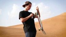Desert Skate Getaway   Jan Hoffman Goes Back to the Desert
