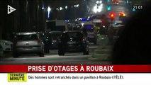 Roubaix: des hommes armés sont retranchés dans un logement, une prise d'otages en cours