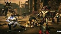 Mortal Kombat X Raiden Official Trailer 1080p - Mortal Kombat 10
