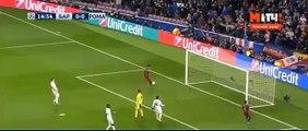Luis Suárez Goal 1:0 - Fc Barcelona vs As Roma - 24.11.2015
