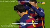 Gol Luis Suarez 1-0 Fc Barcelona vs La Roma Champions by goldfinger