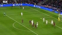 3-0 Luis Suárez Amazing Volley Goal _ FC Barcelona v. AS Roma 24.11.2015_HIGH