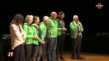 Hommage aux bénévoles des Championnats du monde d'aviron