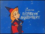 """""""Bewitched"""" Season 1 Opening & Closing Theme/ Credits In Color"""