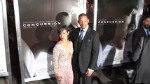 Jada Pinkett Smith Steals The Show At Concussion Premiere