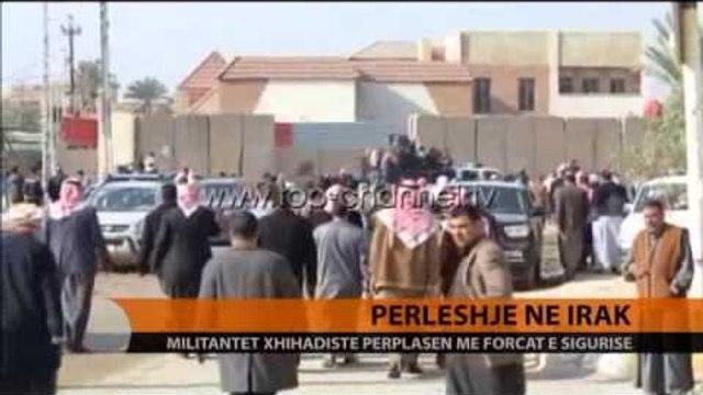 Irak, luftime të ashpra mes sekteve fetare - Top Channel Albania - News - Lajme