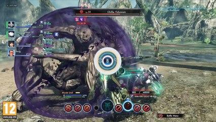 Xenoblade Chronicles X : Battle Trailer