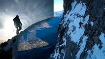 #2 Voie Heckmair Face Nord de l'Eiger 3970 mètres Alpes Bernoises alpinisme