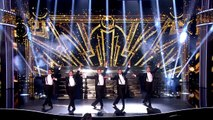 Beat Brothers have got razzamatazz | Semi Final 5 | Britains Got Talent 2015