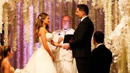 Vean lo que pasó durante el matrimonio de Sofia Vergara y Joe Manganiello