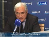 DSK : Europe 1, 7 mai 2007