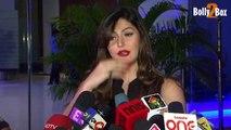 Kick Actress Zarine Khan at Sajid Khan's birthday celebrations - Bollywood News Gossips