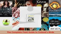 Read  The Complete Field Guide to Irelands Birds PDF Free