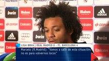 """Marcelo: """"Vamos a salir de esta situación, no es para volvernos locos"""""""