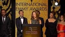 """Trois Emmys pour la télévision française, dont un pour """"Engrenages"""""""
