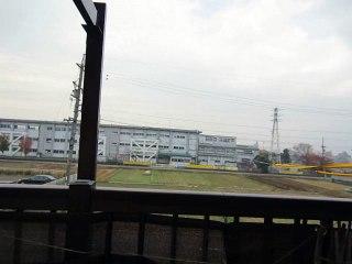 集団ストーカー被害 平成27年11月23日祝日岩倉東小学校にチャイム鳴らされる