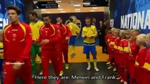 Zlatan Ibrahimovic Reunites With Superfans As He Wins Swedish Footballer Of The Year