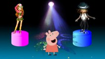 Pepa prase - BARBIKA - Ples mambo - Pepa pleše