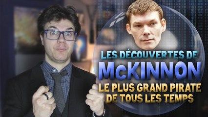 BULLE : Les Découvertes de McKinnon - Le Plus Grand Pirate de Tous Les Temps