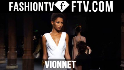 First Look at the Vionnet Spring 2016 Show | Paris | FTV.com