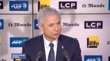 Questions d'info : Claude Bartolone, président de l'Assemblée nationale, candidat à la présidence de la région Île-de-France