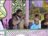 Ay husnain ke Nana Nice Naat 2015 Mehfil shadbagh lahore By Muhammad Usman Qadri