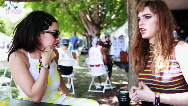 Charli XCX and Ryn Weaver chat body hair - Charli XCX: The F-Word and Me: Preview - BBC Three
