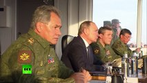 Russia Military Drills 2015: We are Ready for WW3 - Russian Military Power 2015 - NATO Vs.